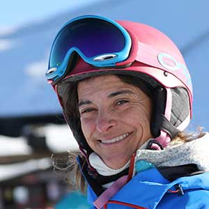 Marta Cavaco Ski Instructor Sierra Nevada