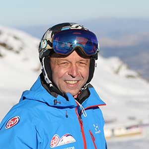 Raul Bosch Ski Instructor Sierra Nevada