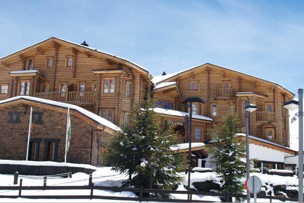 Ski Hotel Sierra Nevada
