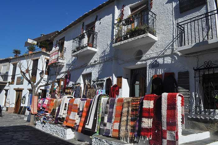 Alpujarras Granada Spain