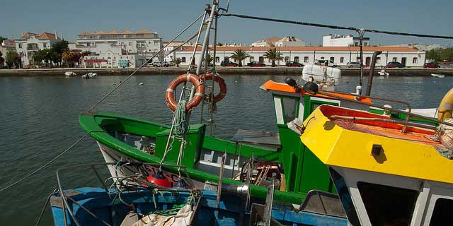 Eastern Algarve, Portugal