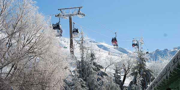 Book lift passes for all lifts in Sierra Nevada