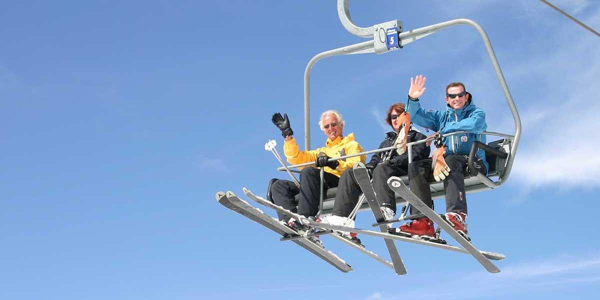 Book ski lift passes Sierra Nevada
