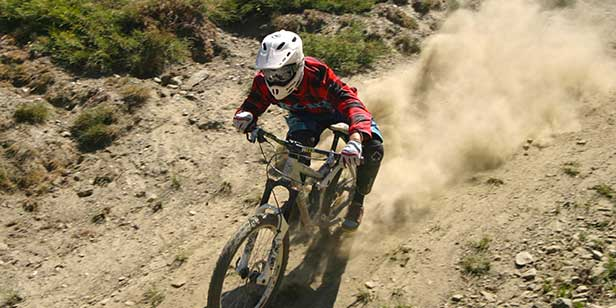 Mountain Bike Trails Sierra Nevada Spain