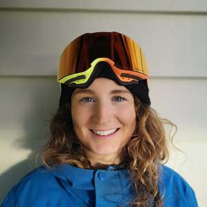 Niamh Lowry Ski Instructor Sierra Nevada