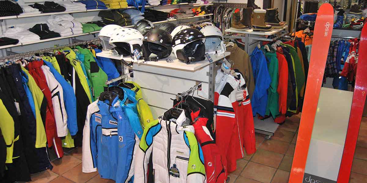 Ski Clothing Hire Sierra Nevada