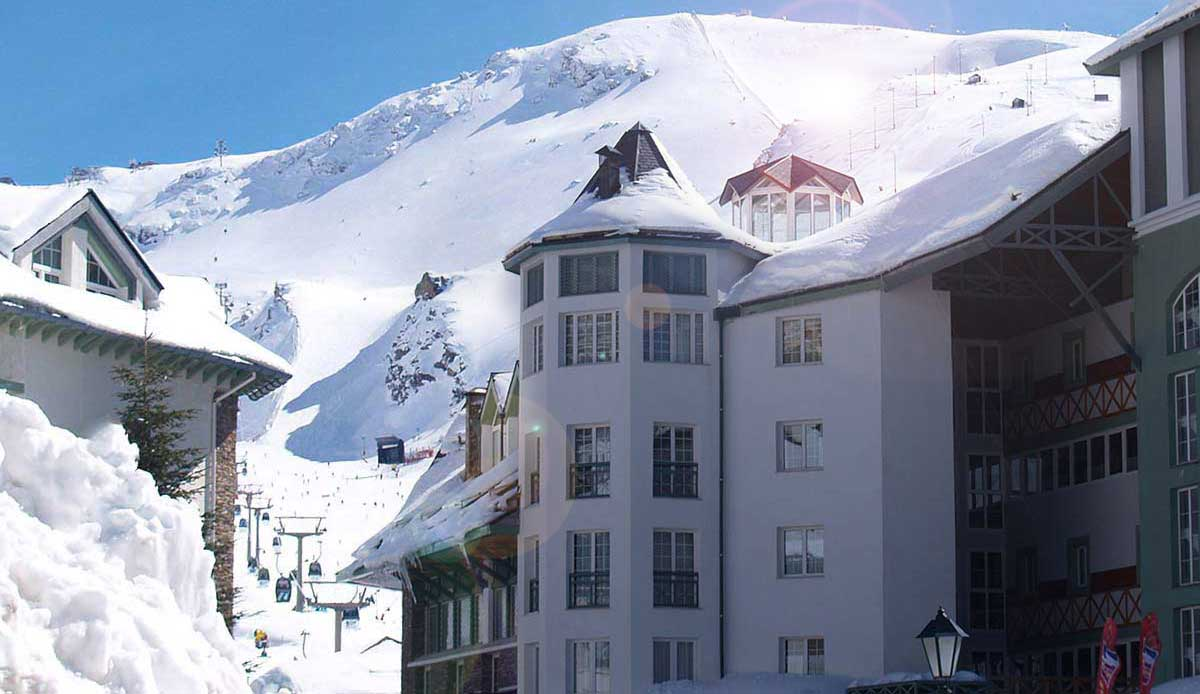 Ski accommodation Sierra Nevada Spain