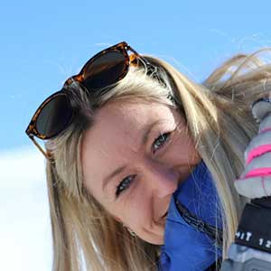 Tash Ski Instructor